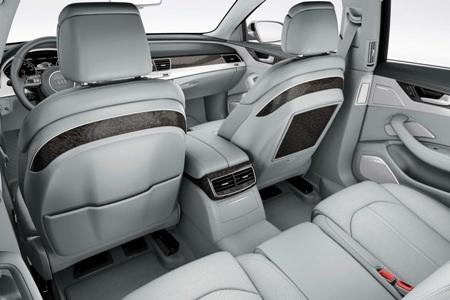 Xem hình ảnh xe Audi S8 phiên bản mới 2014